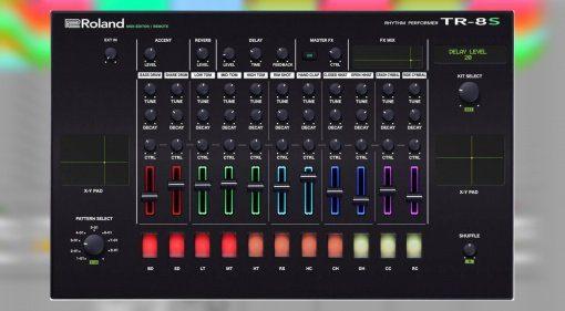 Momo Müller veröffentlicht den Roland TR-8S MIDI Editor und Controller