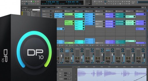 NAMM 2019: MOTU Digital Performer 10 mit Clip Launch, VST3 und ZTX Pro