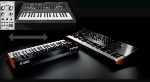 Mutable OSC Prologue Digtial VCO
