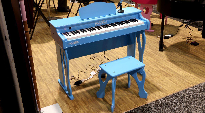 NAMM 2019: Piano nur für Jungs?