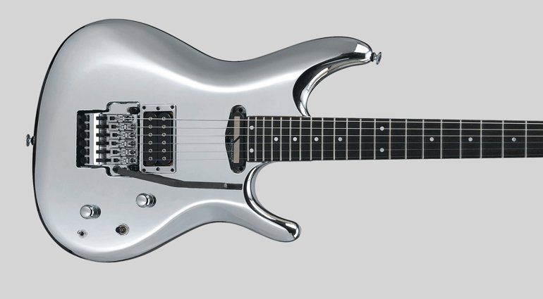 NAMM-2019-Ibanez-Joe-Satriani-JS1CR-Chrome-Boy-