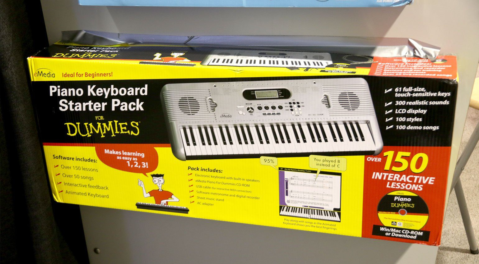 NAMM 2019: Keyboard for Dummies