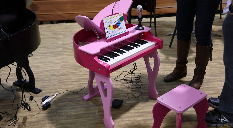 NAMM 2019: Piano nur für Mädchen?