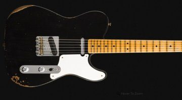 Fender Custom Shop Roasted Pine Double Esquire