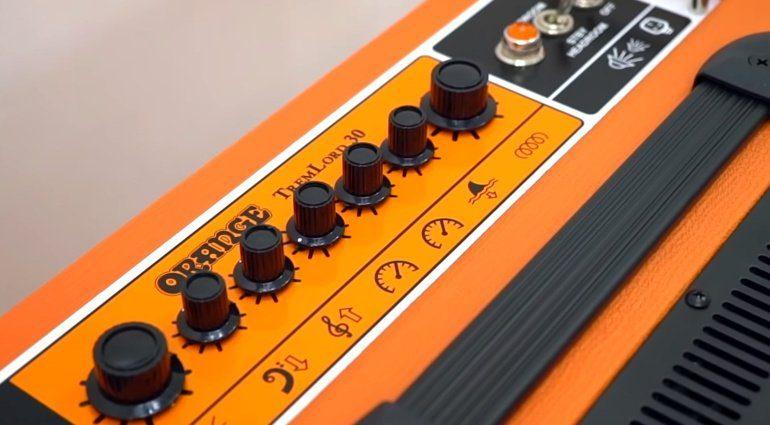 Orange Tremlord 30 Combo 1x12 Tremolo Reverb Amp