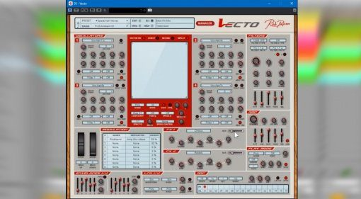 Rob Papen portiert Vecto Synthesizer von RE nach VST