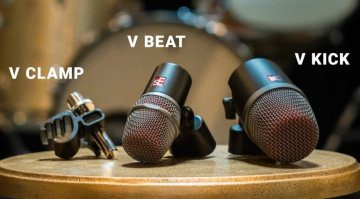 sE-V-Series-Drum-Mics