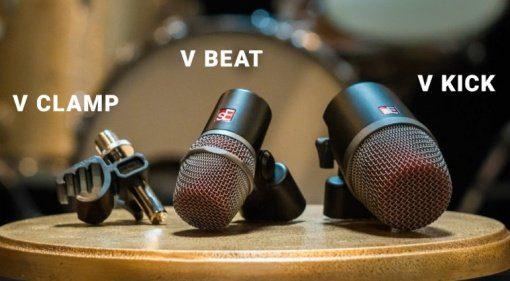 sE-V-Series-Drum-Mics