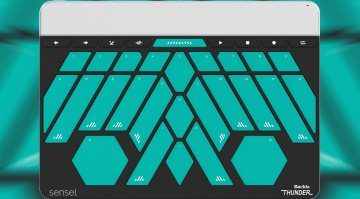 NAMM 2019: Sensel präsentiert Buchla Thunder Controller