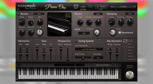 Kostenloses Yamaha C7 Grand Piano als VSTi? Hier ist Sound Magic Piano One!