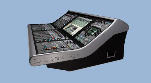SSL Live L550 Pult