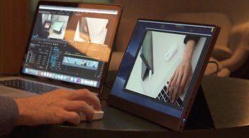 Kostengünstiger portabler TAIHE Gemini 15,6 Zoll Touchscreen Monitor bei Kickstarter