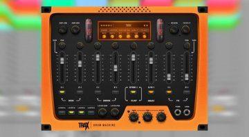 Trax ist die ultimative Drum-Schleuder nicht nur für Trap- und EDM-Produzenten!