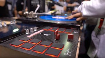 Thud Rumble Invader Standalone DJ-Mixer