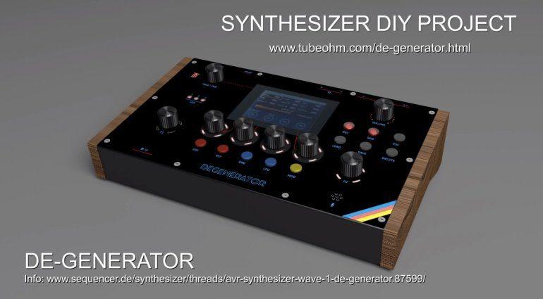 TubeOhm De-Generator