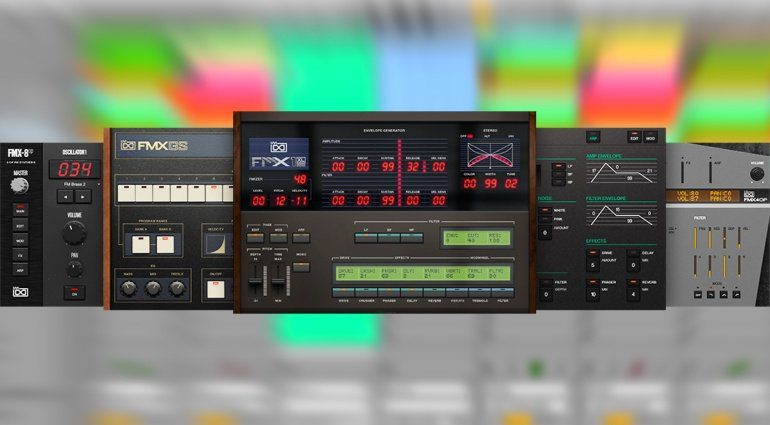 UVI FM Suite - Frequenzmodulation ohne Ende