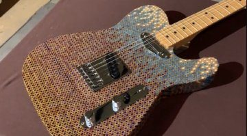 Burls-Art-Coloured-Pencil-Telecaster-