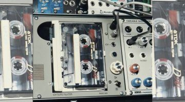Xavier Gazon CV Tape Player