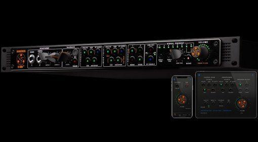 NAMM 2019: Dangerous Music D-BOX+ 19 Zoll Rack-Monitor-Controller und Summierer in einem