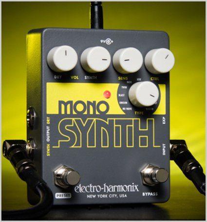 electro harmonix mono-synth