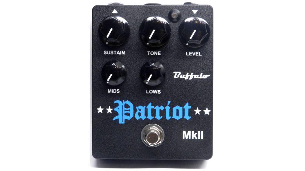 Buffalo FX Patriot MK II