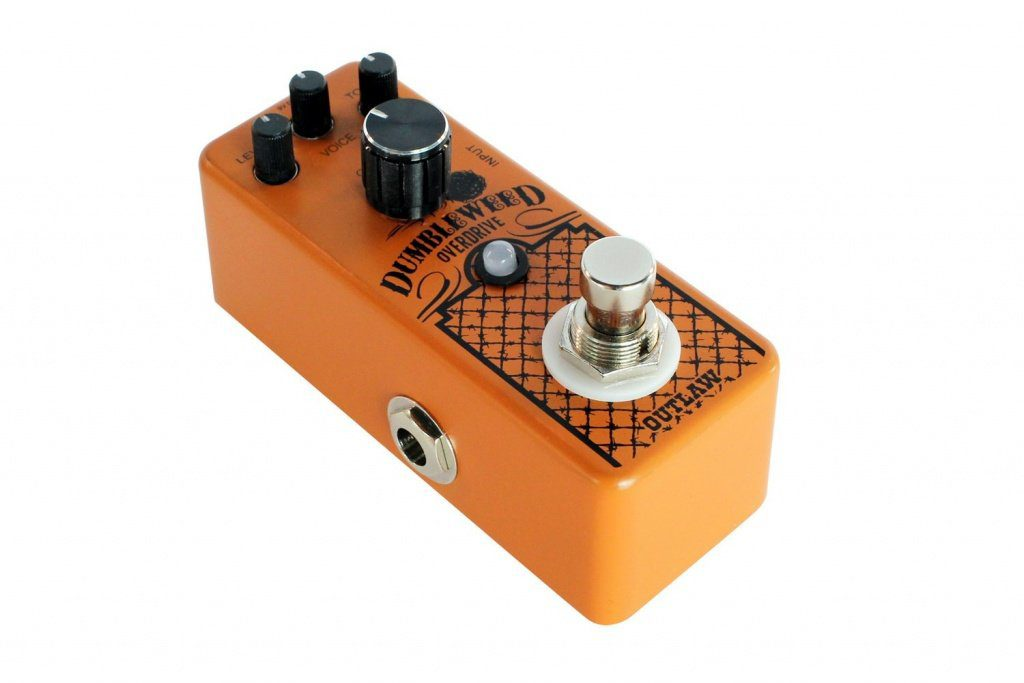 Das Dumbleweed Overdrive Pedal von Outlaw Effects