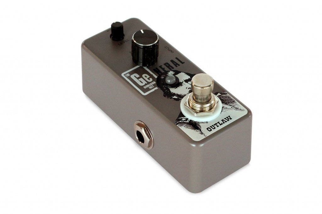 Das General Germanium Fuzz von Outlaw Effects