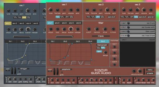 GuDa Audio SynthR - ein flexibler Software-Synthesizer für 19 Euro