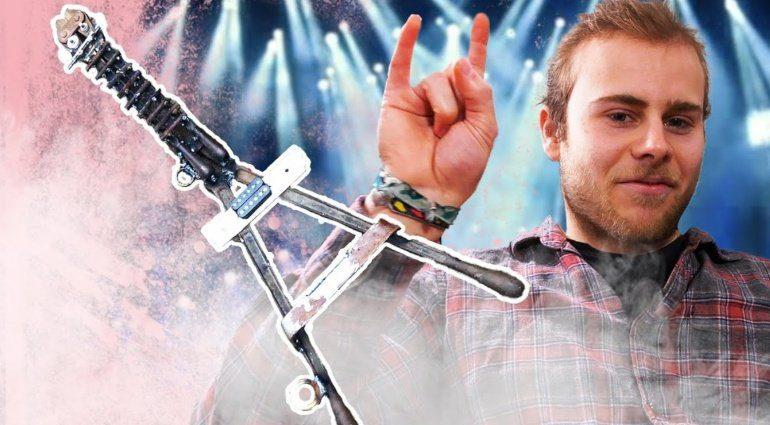 Kliemannsland DIY E-Gitarre Teaser