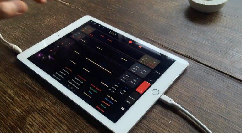 Marcos Kohler PolyPhase - ein generativer iPad-Sequencer mit viel Kniff