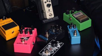 Ola Englund Metal Overdrive Video Shootout Test