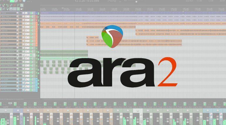 Reaper 5.97 ARA 2 VST3 Support
