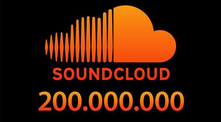 SoundCloud hat jetzt 200-Millionen Tracks