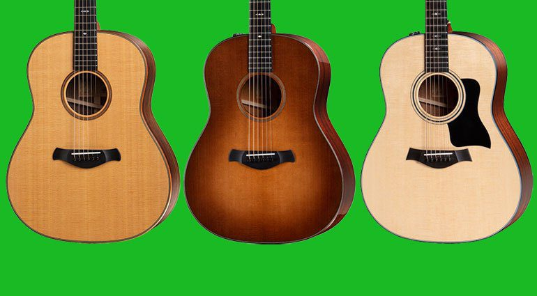 Taylor Guitars Grand Pacific