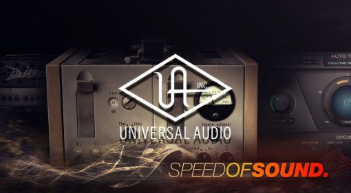UAD 9.8 - V76 Preamplifier, Antares Auto-Tune Realtime Advanced, Diezel Herbert Amplifier und macOS Mojave Kompatibilität