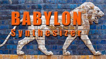Der Freeware Synth Tyrell N6 wird zu Projekt BABYLON - und ihr könnt mithelfen!