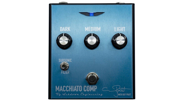 Ashdown PRO-FX Macchiato Comp