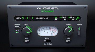 Audified veröffentlicht ToneSpot Bass Express mit Einführungsangebot