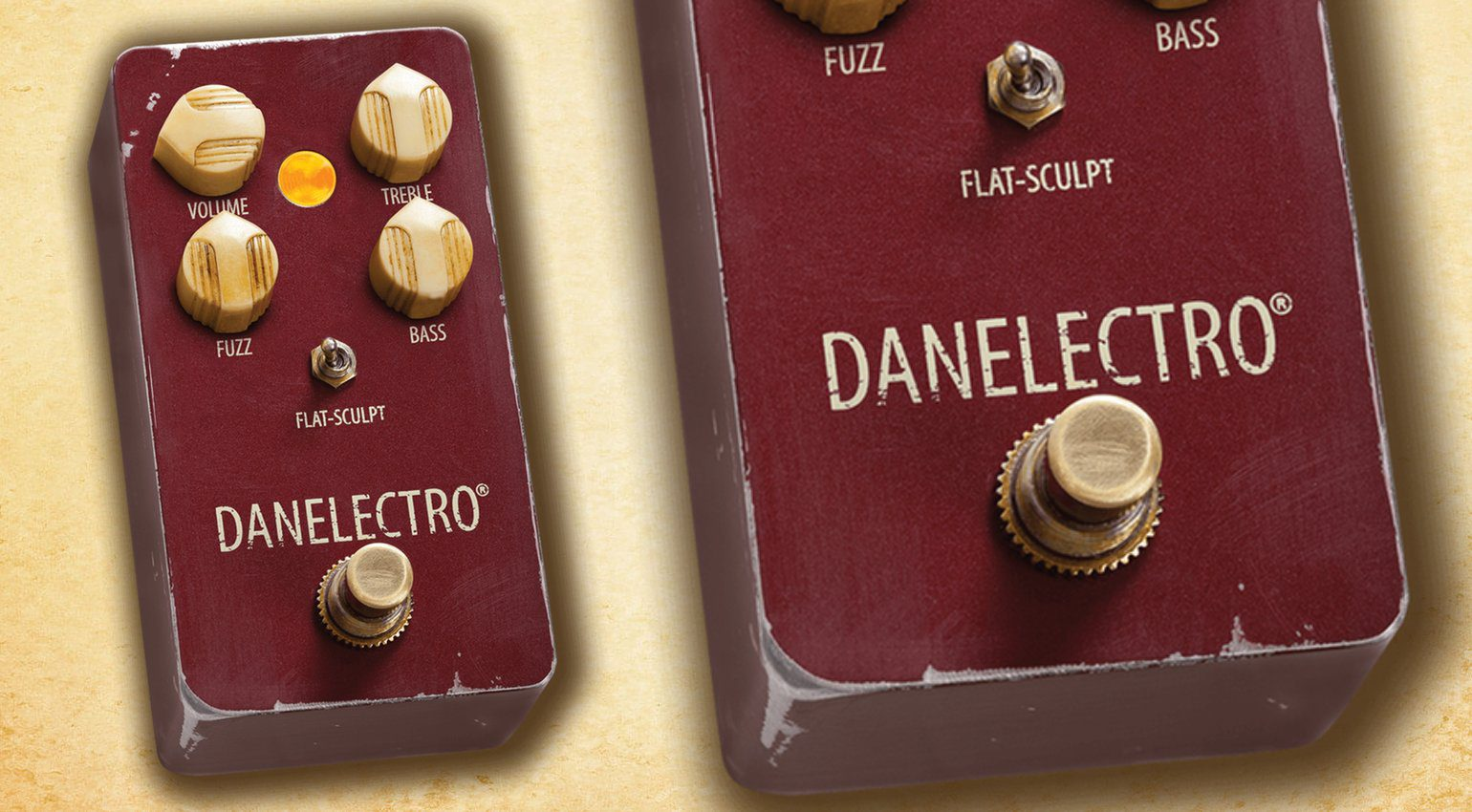 Danelectro_The Eisenhower Fuzz