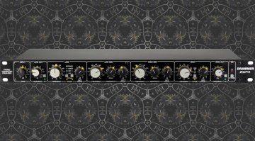 Musikmesse 2019: Drawmer 1974 und 1976 Stereo analoge FET-basierende Hardware-Prozessoren