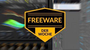 Freeware-Plug-ins der Woche: Wave Weld, Synth W und Lowpass2