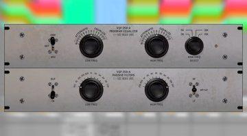 Fuse Audio Labs VQP Vintage Passive EQs - die Fünfziger im Rechner