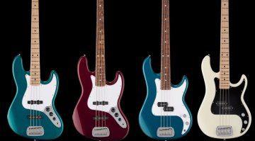 G&L Fullerton Standard Bass Serie USA