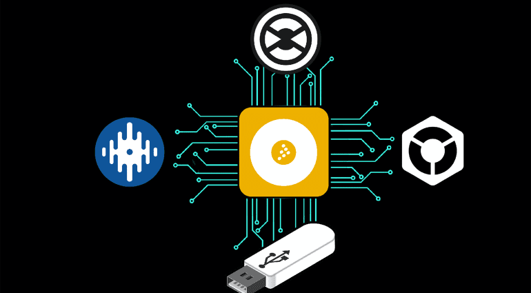 Mixvibes Cross 4 Interconnectivity