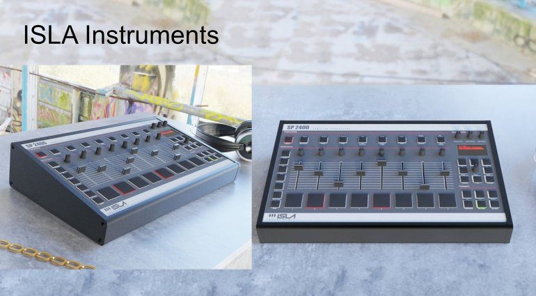 Isla Instruments SP2400
