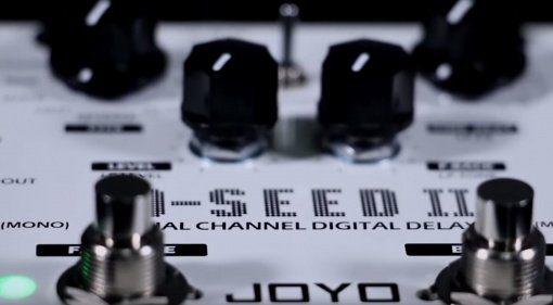 Joyo D-Seed II Close Up