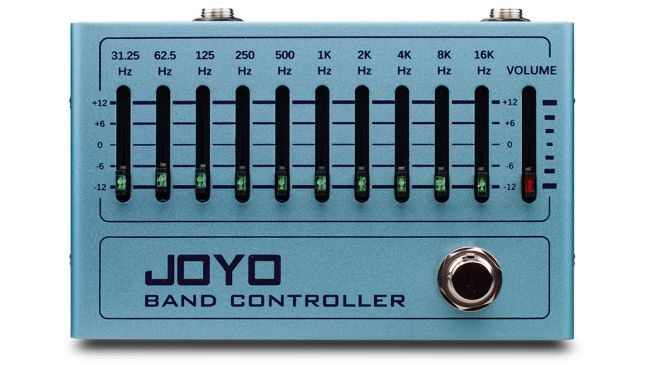 Joyo-introduces-R-12-Band-Controller-10-band-graphic-EQ-pedal