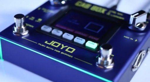 Joyo-R-08-cab-Box-IR-Loader-pedal