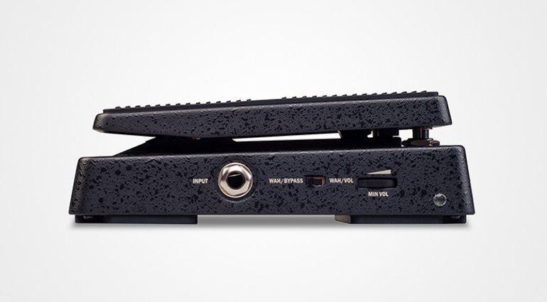 Die Konfigurationsmöglichkeiten des Joyo Audio Wah-I CLASSIC WAH im Detail.