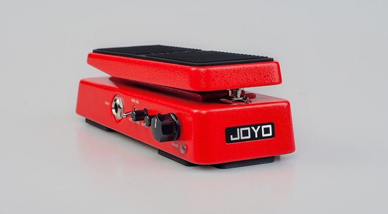 Das Joyo Audio Wah-II MULTIMODE.